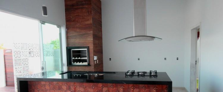 Cozinha Gourmet: o espaço que está caindo no gosto de quem vai construir a casa própria