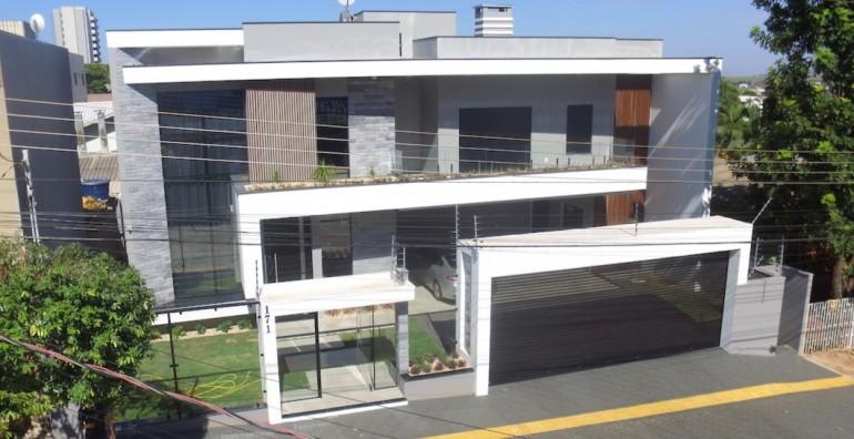 Residência L. W.